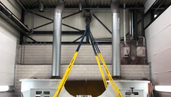 Pomp 5 ton (1) Stralen Spuiten Schooperen